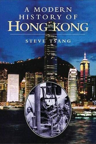 Modern History of Hong Kong por Steve Tsang