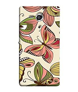 Fuson Designer Back Case Cover for Sony Xperia SP :: Sony Xperia SP HSPA C5302 :: Sony Xperia SP LTE C5303 :: Sony Xperia SP LTE C5306 (Girl Friend Boy Friend Mother Daddy Father Papa Wife Life Partner )