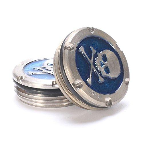 Pirate Bleu 30g Poids des douanes et clé à pipe pour outil Scotty Cameron