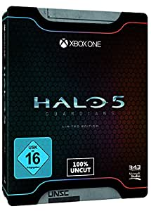 Halo 5 : Guardians - édition limitée [import europe]