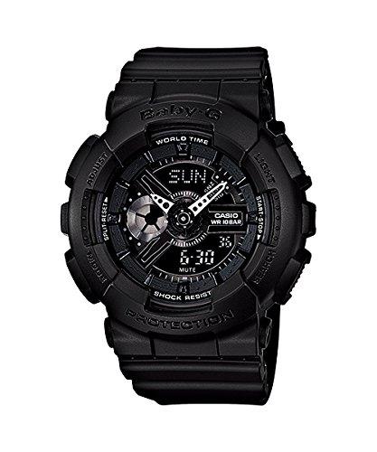Baby-g Uhren Casio Damen (Casio Baby G Damen-Armbanduhr BA 110BC 1AER)