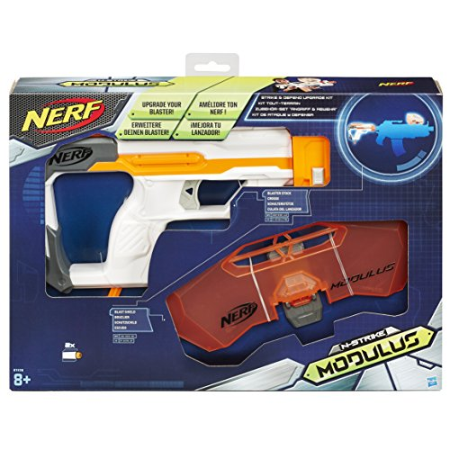 Hasbro Nerf B1536EU4 - N-Strike Elite Modulus  Zubehör-Set