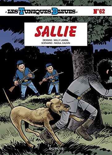 Les Tuniques Bleues - tome 62 - Sallie