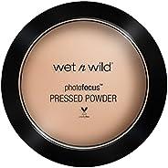 Wet n Wild Photo Focus Pressed Powder, Neutral Beige