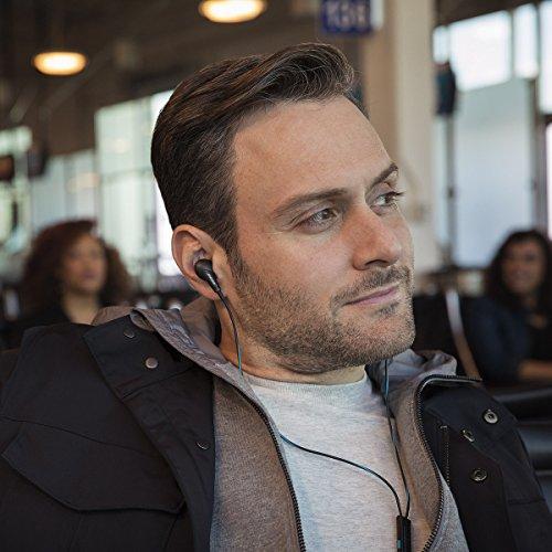 Bose QuietComfort 20 Acoustic Noise Cancelling Kopfhörerfür Apple Gerät schwarz -