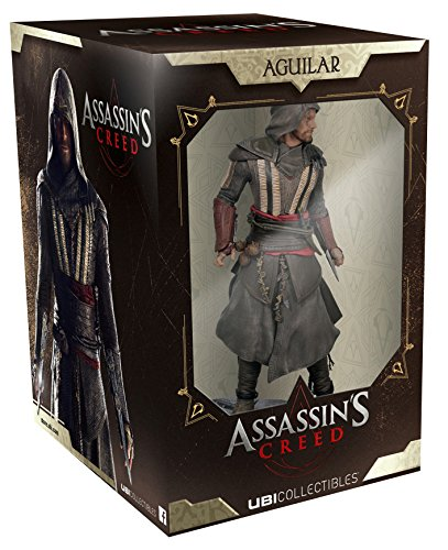 Ubisoft - Assassin's Creed Figura Aguilar (Michael Fassbender)