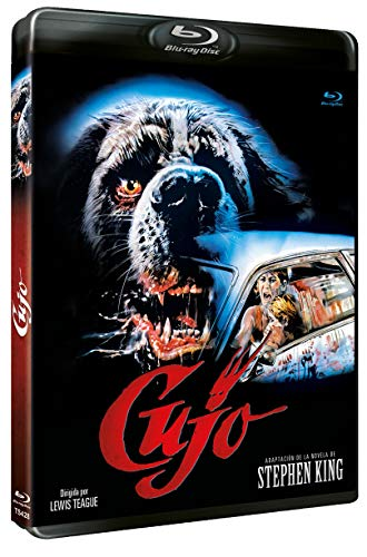 Cujo Blu-Ray