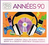Mega 90s by Various Artists