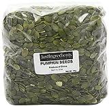 JustIngredients Essential Graines de courge (Pumpkin Seeds) 1kg