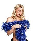 I Love Fancy Dress. ilfd204480g Boa de plumas 180cm de largo