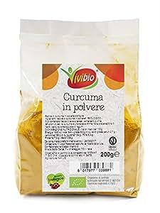 Vivibio Curcuma in Polvere - 200 gr