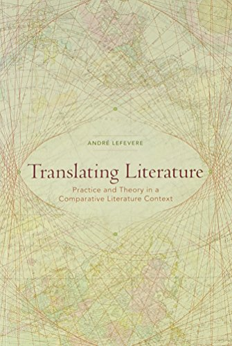 Translating Literature por André Lefevere