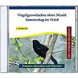 Vogelgezwitscher ohne Musik - Sommertag im Wald - Stressabbau durch Naturgeräusche - Vogelstimmen - Naturklänge - wellness pur