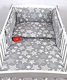 BABYLUX Kinderbettwäsche 2 Tlg. 90 x 120cm Bettwäsche Bettset Babybettwäsche (96. Sternbild)