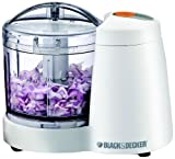 BLACK+DECKER SC350 Tritatutto, 120 W, 350 ml