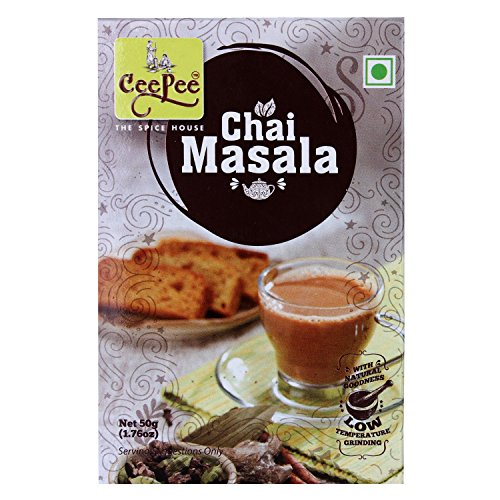 Cee Pee Chai Masala, 50g  available at amazon for Rs.42