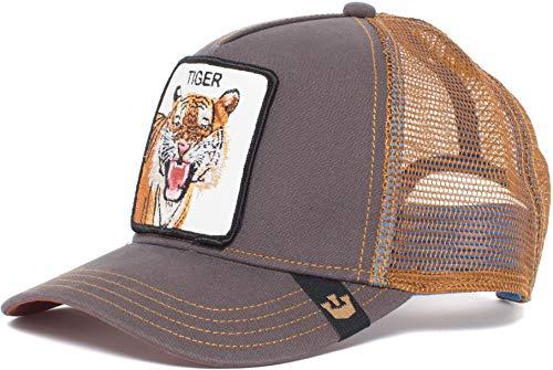 Goorin Bros. Cappellino Eye Of The Tiger berretto baseball mesh cap Taglia unica - marrone