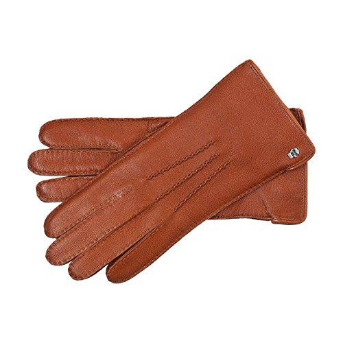 Roeckl Damen Handschuhe 11013-452, Braun (Cognac 750), 7