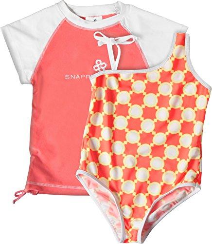 snapper-completo-bambina-anti-uv-costume-da-bagno-e-maglietta-taj-arancione-orange-104-110-cm