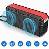 Hieha Portable Bluetooth Speaker IPX6 Waterproof Wireless Smart - Best Reviews Guide