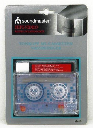 Soundmaster MC2 Compact-Disc-Nassreiniger