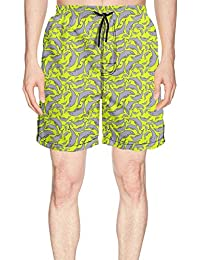 Chushiji Dolphin Art Unique Men Surfing Shorts Outdoor Sport Home b57a4143dce