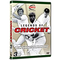 Legends Of Cricket - England, West Indies & South Africa