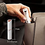 MAXELNOVA Epilator Wax Finishing Touch Flawless Hair Remover Razor with USB Cable for Women