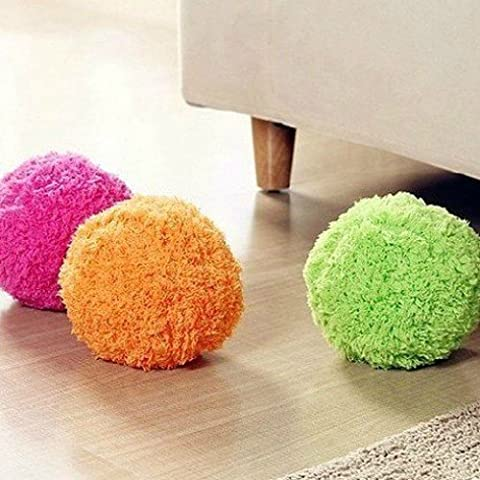 MWS2253 PALLINA – Bola-Escoba automática para el cuidado y limpieza del suelo del hogar (10 cm)