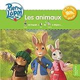 Pierre Lapin - Je lis avec un grand - Les animaux de la forêt