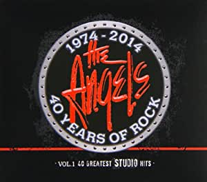 40 Years Of Rock - Vol. 1: 40 Greatest Studio Hits