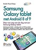 Samsung Galaxy tablet met Android 8 of 9: stap voor stap aan de slag met een Samsung Galaxy tablet