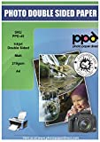 PPD Inkjet Broschüren- & Flyerpapier, beidseitig matt, 200g/m², 100 Blatt