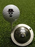 #5: Tin Cup Incognito Golf Ball Custom Marker Alignment Tool