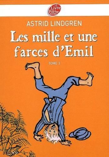 Les mille et une farces d'Emil, Tome 3 :