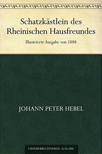 Schatzkästlein des Rheinischen Hausfreundes