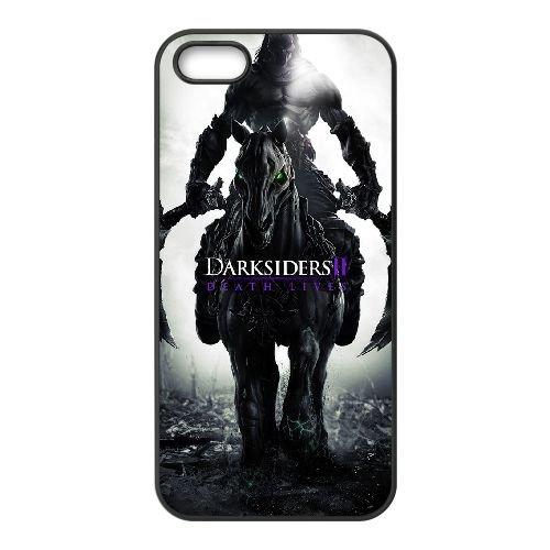 Darksiders TE72OY7 coque iPhone 5 5s téléphone cellulaire cas coque T0YH2E4VD