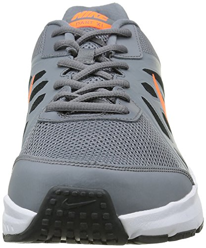 Nike Dart 11 - Scarpe sportive uomo Cl Grey/Ttl Orng-Drk Gry-White