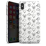 Apple iPhone XS Max Hülle Premium Case Cover Disney Mickey Mouse Vintage