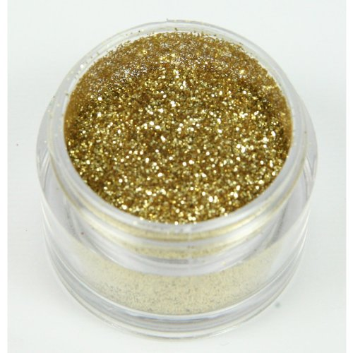 Schillerndes Dekorations Glitzer: Gold/Holly Cupcakes Decorating Glitter: Gold