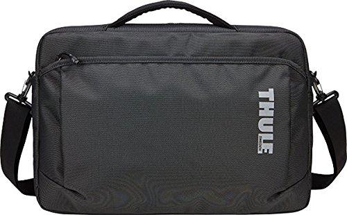 Thule Subterra Attaché 15 Zoll, Tasche für 15 Zoll MacBook Pro/Retina, schwarz