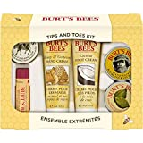 Burt's Bees Tips and Toes Kit