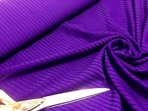L/Gewicht Amethyst Streifen Mischgewebe Baumwolle/Poly Dobby Shirting Kleid Stoff Shirting Kleid