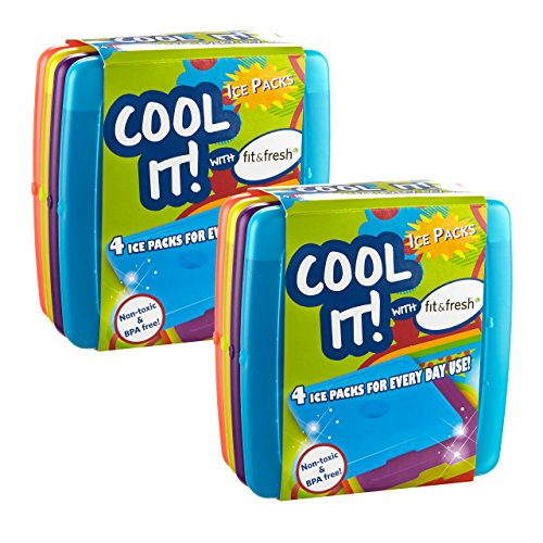 fit-fresh-cool-coolers-slim-lunch-ice-pack-multicolor-set-of-8