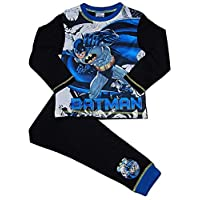 DC Comics Boys Batman Pyjamas 3-10 Years (3-4 Years)