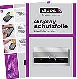 Comfee SBS 527 NFA+ Schutzfolie - 2x dipos Displayschutzfolie Folie klar