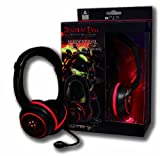 Resident Evil Stereo Gaming Headset on PlayStation 3