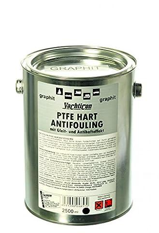 Yachticon PTFE Hart Antifouling 2,5 Liter, Farbe:kupfer