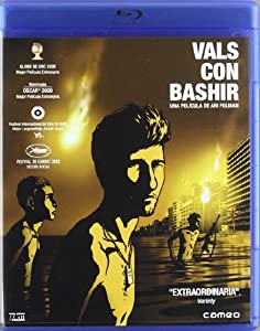 vals: Vals Con Bashir [Blu-ray]