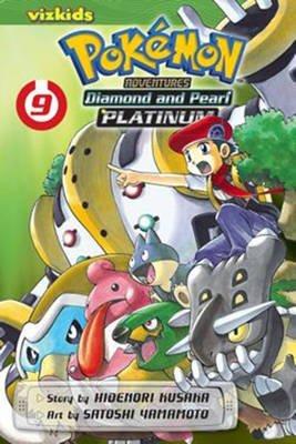 [Pokemon Adventures Diamond & Pearl Platinum: 09] (By: Hidenori Kusaka) [published: December, 2013]